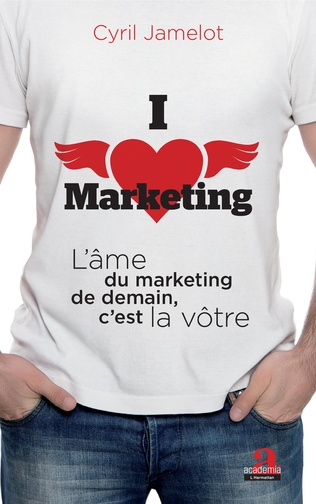 Couverture I love marketing