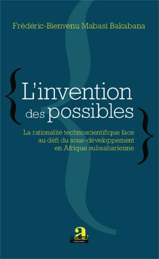 Couverture L'invention des possibles