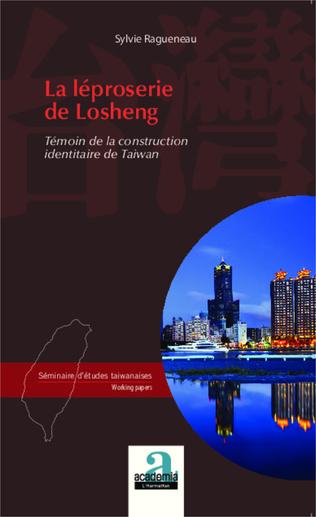 Couverture La léproserie de Losheng