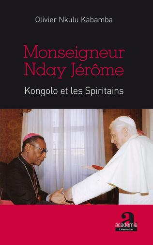 Couverture Monseigneur Nday Jérôme