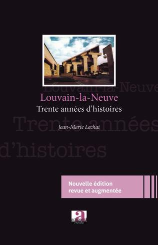 Couverture Louvain-la-Neuve