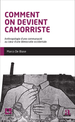 Couverture Comment on devient camorriste