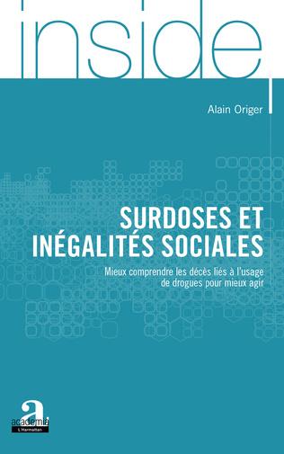 Couverture Surdoses et inégalités sociales