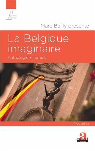 Couverture La Belgique imaginaire