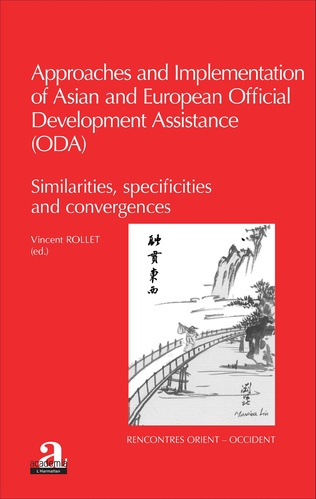 Couverture Approaches and implementation of Asian and European Official Development Assistance (ODA)