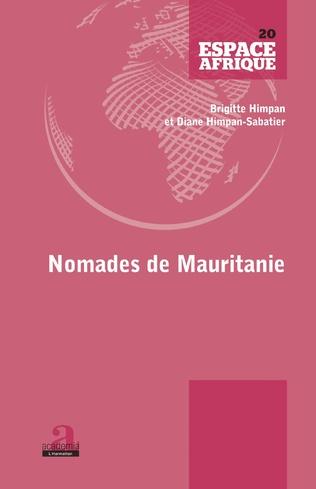 Couverture Nomades de Mauritanie
