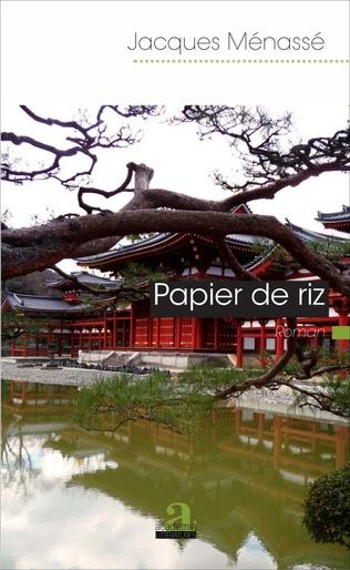 Couverture PAPIER DE RIZ