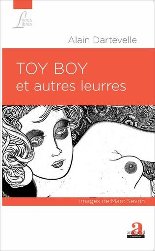 Couverture TOY BOY ET AUTRES LEURRES