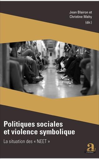 Couverture Politiques sociales et violence symbolique