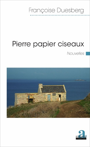 Couverture Pierre papier ciseaux. Nouvelles