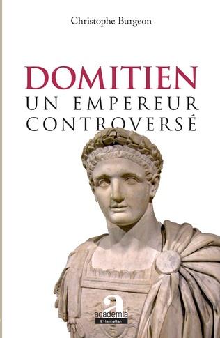Couverture Domitien: un empereur controversé