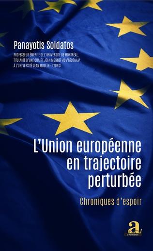 Couverture L'Union européenne en trajectoire perturbée