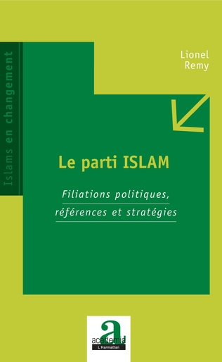 Couverture Le parti ISLAM