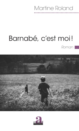 Couverture Barnabé, c'est moi !