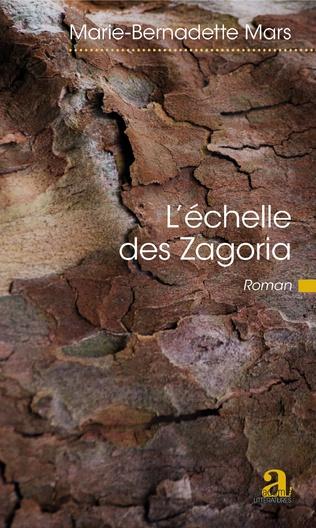 Couverture L'échelle des Zagoria