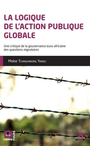 Couverture La logique de l'action publique globale