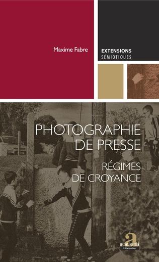 Couverture Photographie de presse
