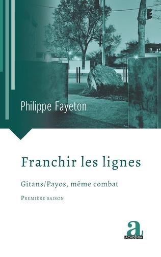 Couverture FRANCHIR LES LIGNES