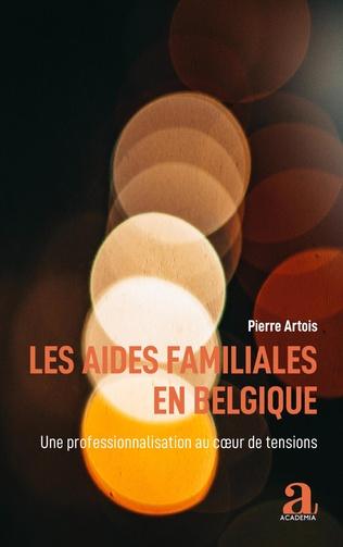 Couverture Les aides familiales en Belgique