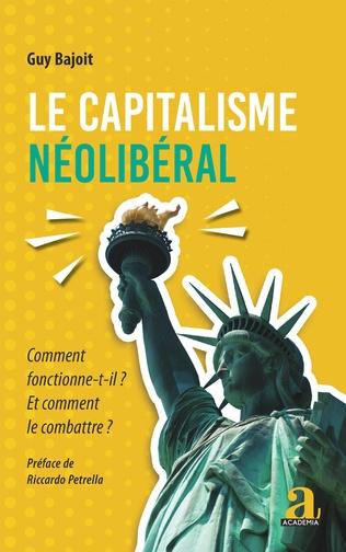 Couverture Le capitalisme néolibéral