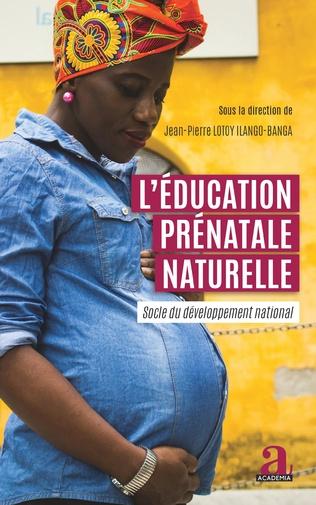 Couverture L'éducation prénatale naturelle