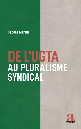 Couverture De l'UGTA au pluralisme syndical