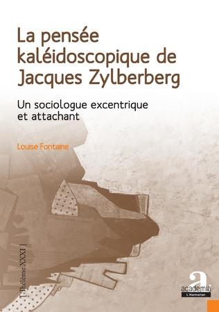Couverture La pensée kaléidoscopique de Jacques Zylberberg