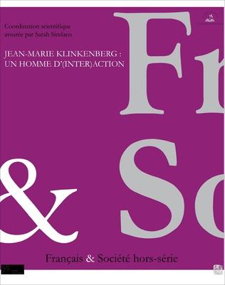Couverture Jean Marie Klinkenberg : un homme d'(inter)action