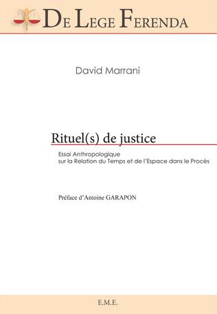 Couverture Rituel(s) de justice