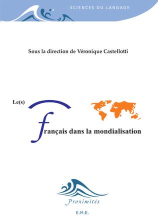 Couverture Le(s) français dans la mondialisation