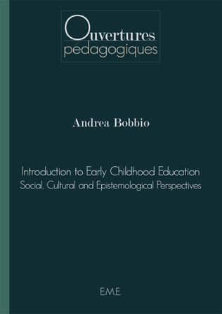 Couverture Introduction to Early Childhood Education