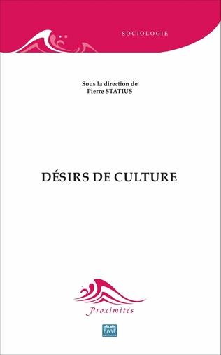 Couverture Désirs de culture