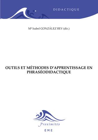 Couverture Outils et methodes d'apprentissage en phraséodidactique