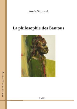 Couverture La philosophie des Bantous
