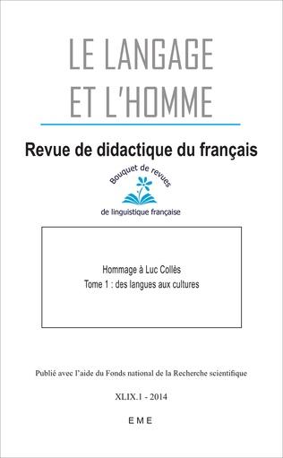 Couverture Hommage à Luc Collès (Tome 1)