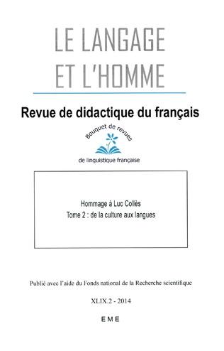Couverture Hommage à Luc Collès (Tome 2)