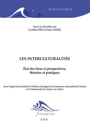 Couverture Les Interculturalités
