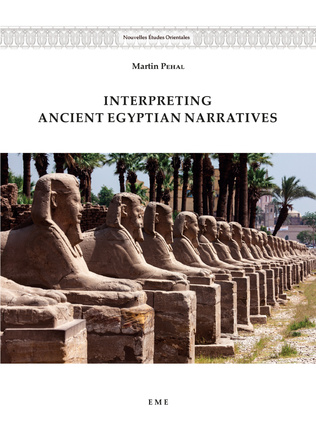 Couverture Interpreting ancient egyptian narratives