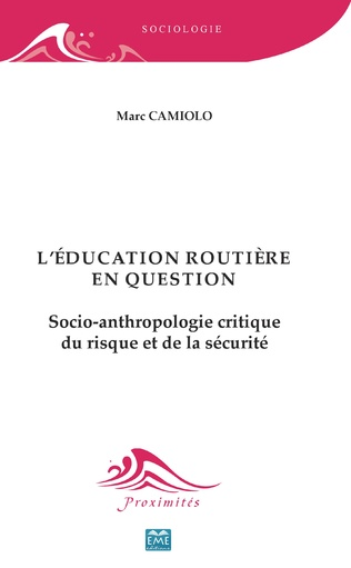 Couverture L'éducation routière en question