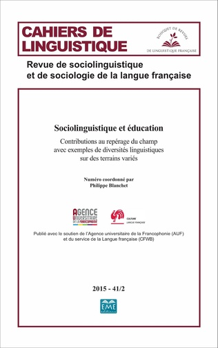 Couverture An ethnography of emergent writing, multilingual literacy, and translanguaging in French immersion in Canada