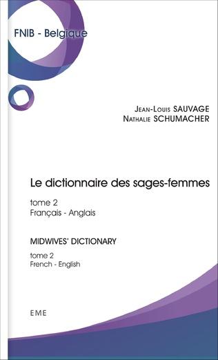 Couverture Dictionnaire des sages-femmes (Tome 2)