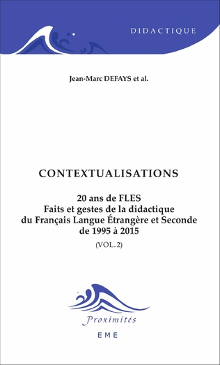 Couverture Contextualisations