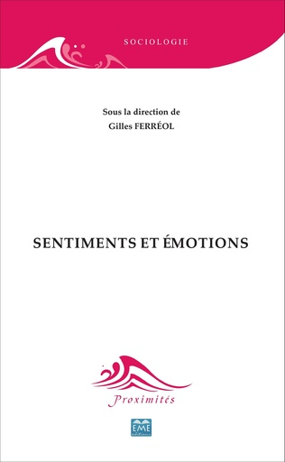Couverture Sentiments et emotions