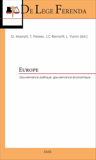 Couverture Europe