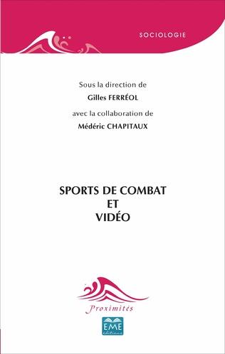 Couverture SPORTS DE COMBATS ET VIDEO