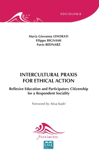 Couverture Intercultural Praxis for Ethical Action.