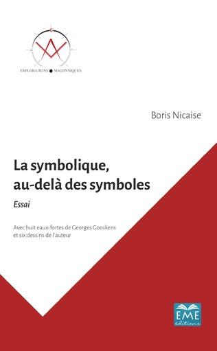 Couverture La symbolique, au-delà des symboles.