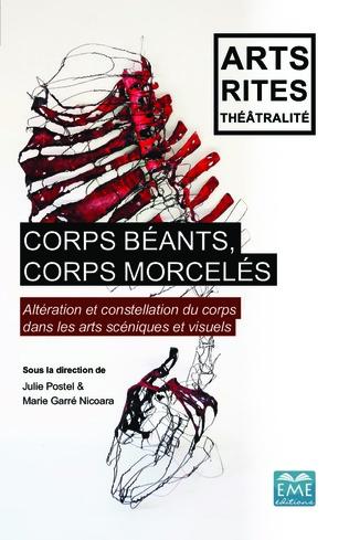 Couverture Corps béants corps morcelés