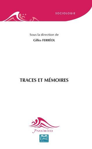 Couverture Traces et mémoires