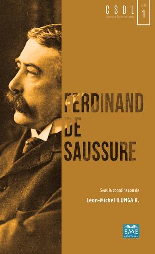 Couverture Ferdinand de Saussure